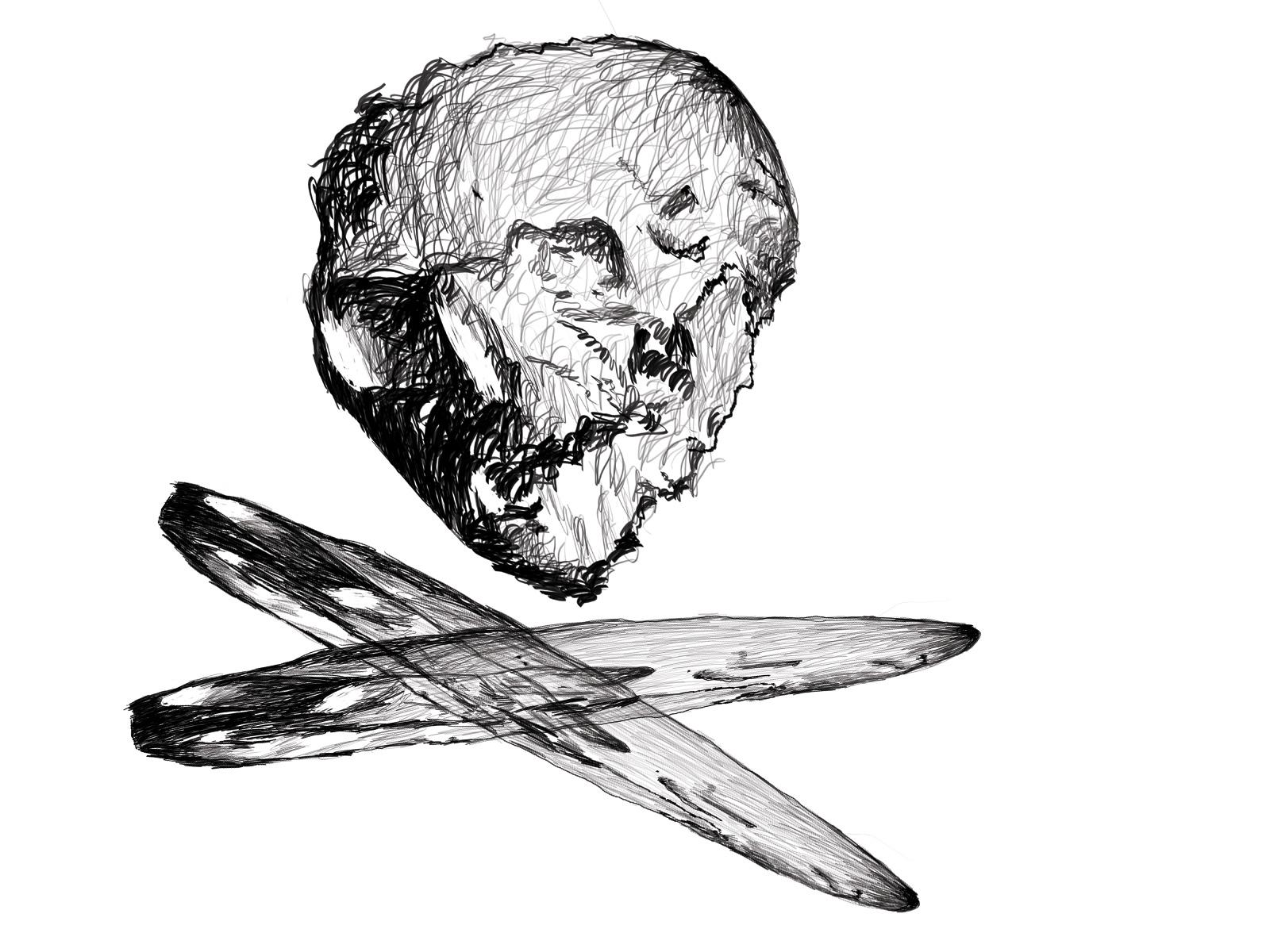 The Ambassadors' Skull
